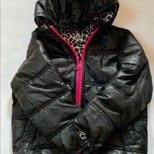 Light Puffer Girls size 4/5 Coat